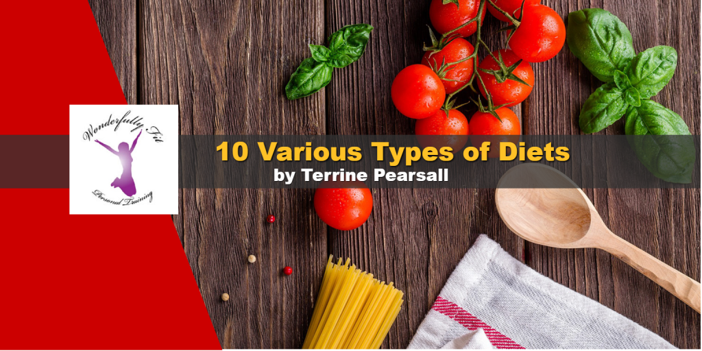 10 Various Types of Diets